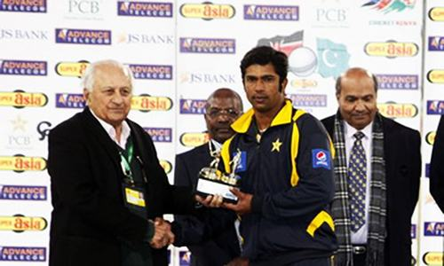 Mukhtar stars in consolation Pakistan 'A' win