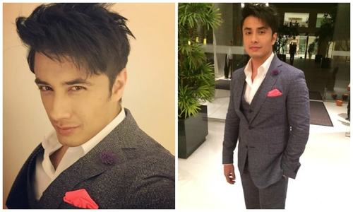 Ali Zafar wins 'Most Stylish Import' award second time in a row