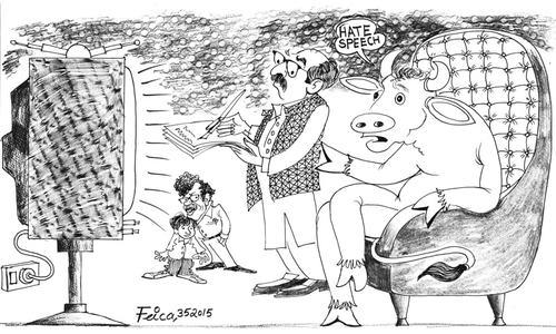 Cartoon: 4 May, 2015