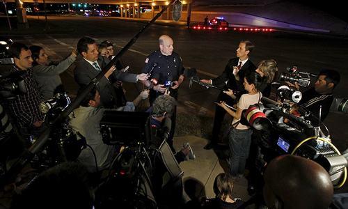 Texas police shoot dead two gunmen at Prophet (PBUH) caricature exhibit