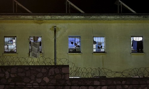 Athens prison brawl leaves 2 Pakistanis dead