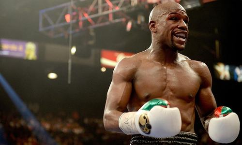 Consummate pro Mayweather no people's champion