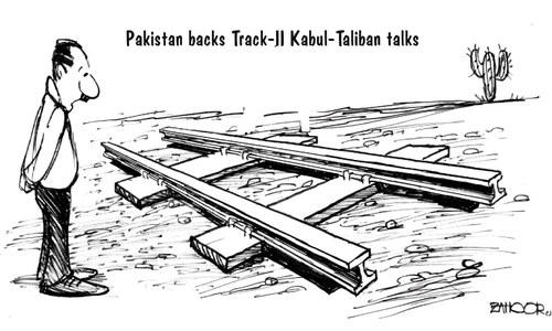 Cartoon: 5 May, 2015