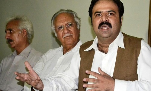 QWP to resist privatisation of Bank of Khyber