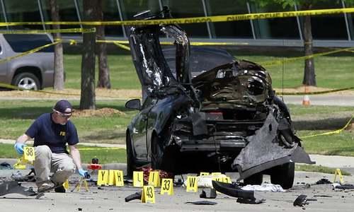 Texas gunman had happy childhood in Pakistan but struggled in US