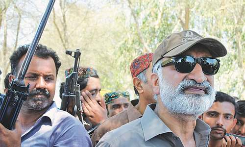 Police lay siege to Mirza Farmhouse, withdraw amid street protests