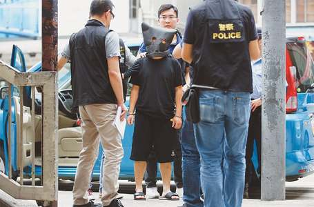 All suspects in Hong Kong kidnap case arrested