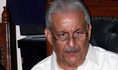 Rabbani warns of action against absent ministers