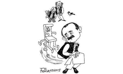 Cartoon: 6 May, 2015
