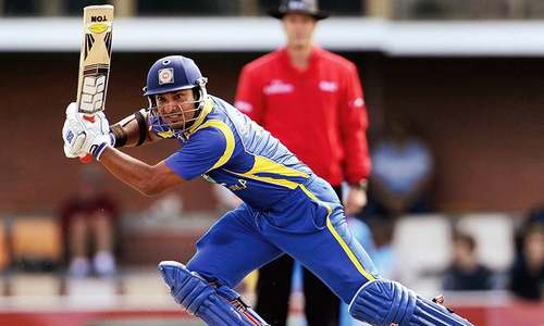 Sangakkara to feature for Hobart Hurricanes in Big Bash