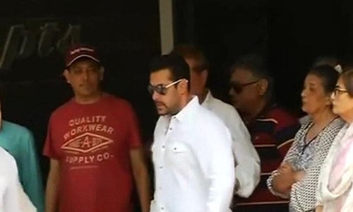 Celebrities react to Salman Khan's sentencing