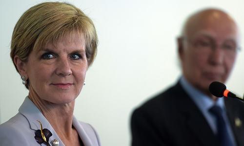 Australia's FM announces $19m aid for Pakistan