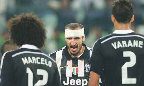 ANALYSIS: With Real win, Allegri's Juve show European prowess