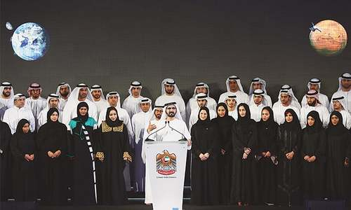 UAE to explore Mars atmosphere with 'Hope'