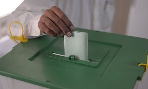 Polling gets underway in Lower Dir's PK-95