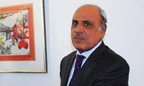 Rafique Rajwana appointed Punjab governor