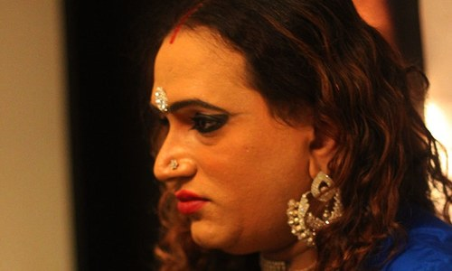 The British discriminated against transgender people: Laxmi Tripathi