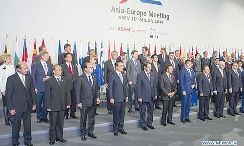 View From Abroad: Getting connected — the secret to reviving Asia-Europe ties