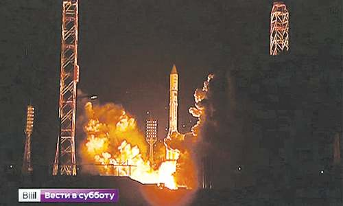 Russia loses Mexican satellite after rocket failure