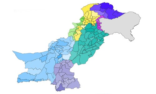 Mapping education in Pakistan 2015