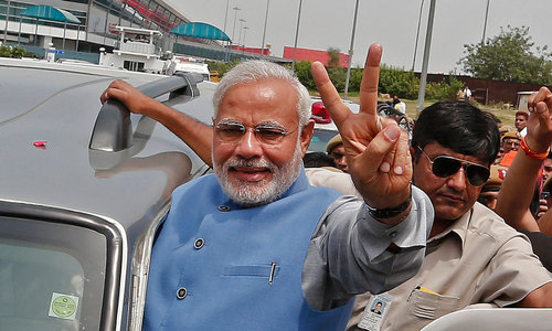 Fables of Modi's first year in power