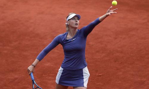 Serena and Sharapova set for Paris showdown
