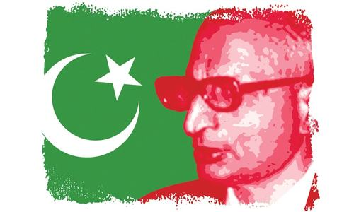 Smokers' Corner: The mysterious ideologue on Jinnah's left