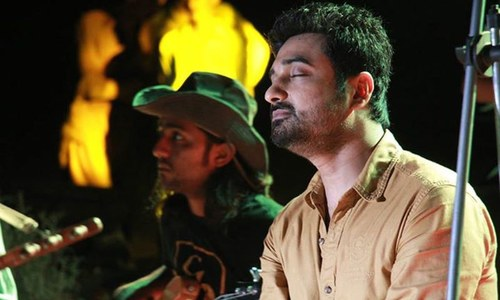 To Thar, with love: Sufi band 'The Sketches' take the desert by storm
