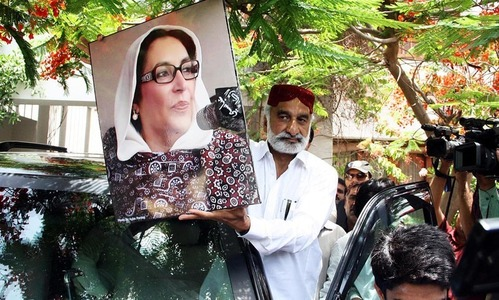 Police raid Zulfiqar Mirza's Karachi residence, arrest supporters