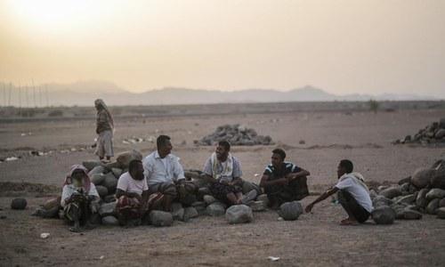 Fleeing Yemen war, thousands stuck in Djibouti