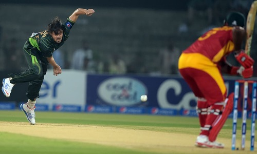 Sami beats Zimbabwe openers with pace