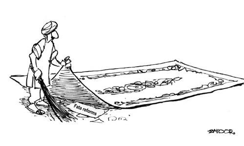 Cartoon: 23 May, 2015