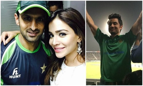 Patriotism lights up social media with the hashtag #CricketComesHome