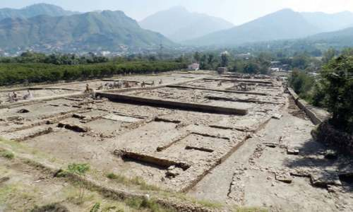 Swat's archaeological sites: a victim of neglect