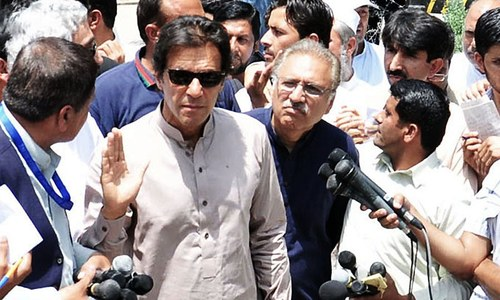 Imran terms Model Town JIT report shocking