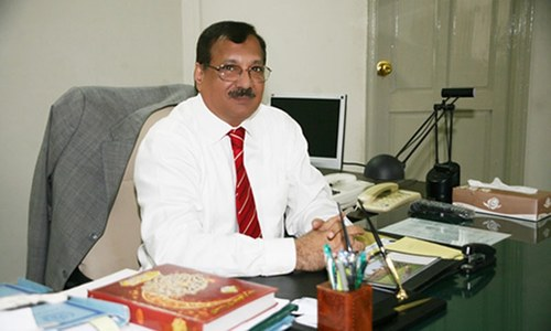 Rana removed from auditor general's post