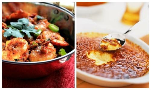 Lahore food diary: Prawn 'karahi' and 'crème brulee' at an old haunt