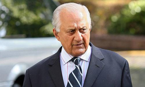 Shaharyar proposes home matches in India