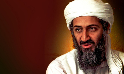 Maybe it would have been better if Osama were still with us