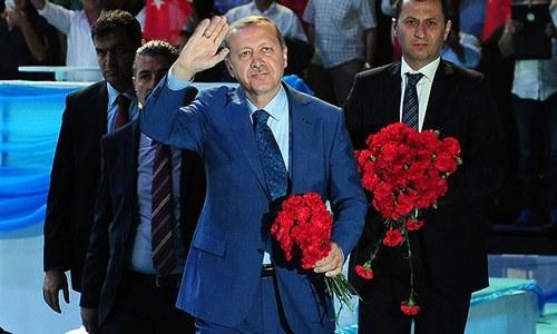 'Know your place', Turkey's Erdogan tells New York Times