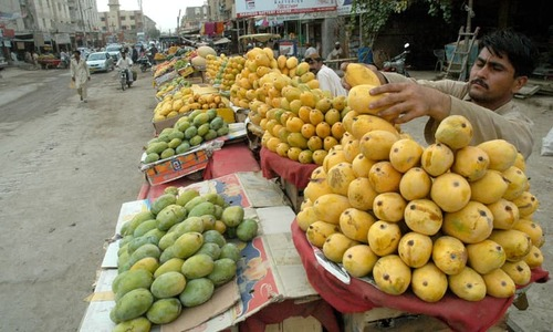 Mango exports fetch $1.1m in five days