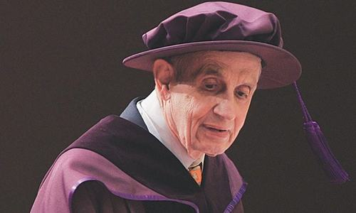 John Nash's unique approach produced quantum leaps in economics and maths