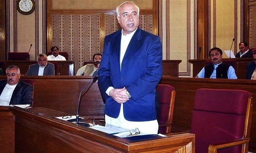CM rules out compromise on protection of Balochistan's resources
