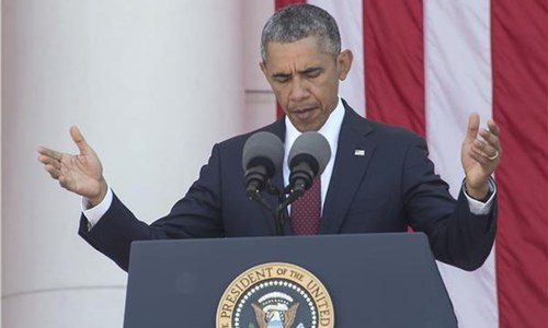 Obama vows to withdraw all but embassy staff from Afghanistan