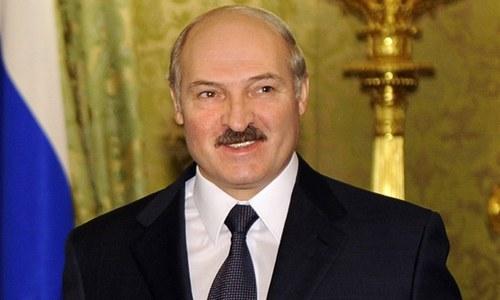 Belarus president delays visit till May 28