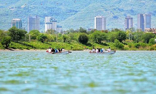 اسلام آباد کو گرمی کی لہر سے خطرہ نہیں