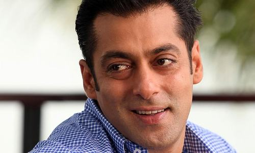What, me, jail? Salman proves his brush with prison hasn't fazed him