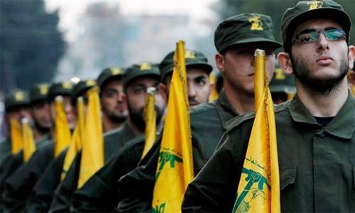 Saudi designates two Hezbollah officials as terrorists: SPA