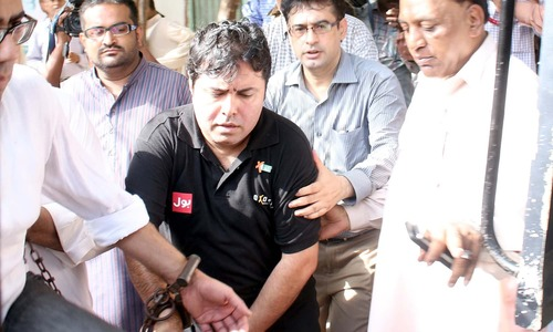 FIR registered against Axact CEO, six others in fake degree scam