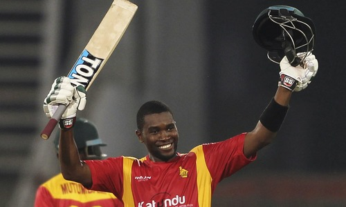 Zimbabwe captain Chigumbura suspended for two ODIs